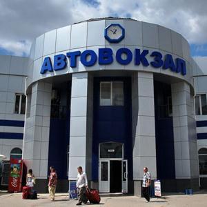 Автовокзалы Окуловки