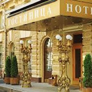 Гостиницы Окуловки