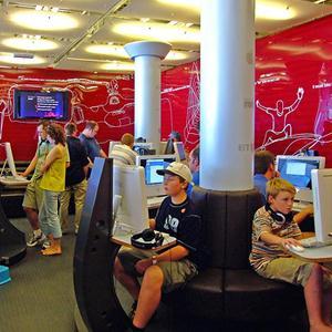 Интернет-кафе Окуловки