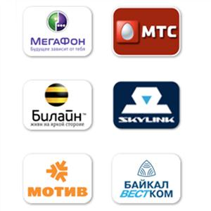 Операторы сотовой связи Окуловки