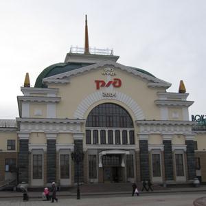 Железнодорожные вокзалы Окуловки