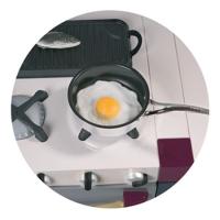Кафе Ивушка - иконка «кухня» в Окуловке